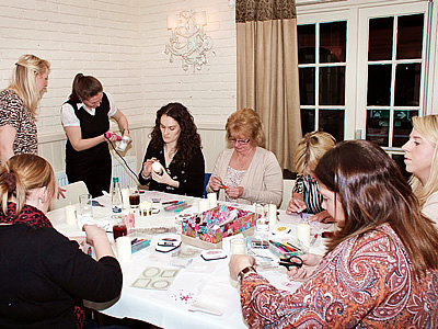 Home Crafting Parties